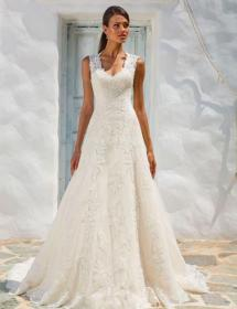 Wedding Dress- SKU84024