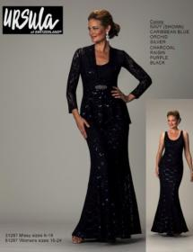Mother of the bride dress- 76979