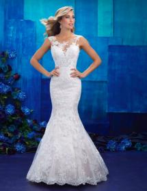 Wedding Dress- SKU71111