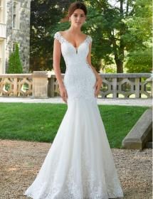 Wedding Dress- SKU74485