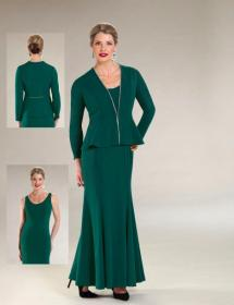Mother of the bride dress- 74625