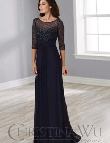 Mother of the bride dress- 77114