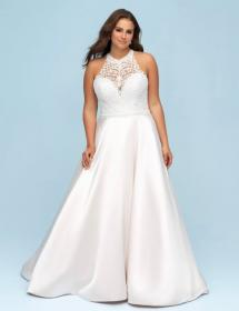 Wedding Dress- SKU77116