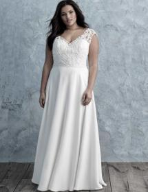 Image of a beautiful MB Bride dress 76034