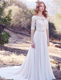 Image of MB Bride bridal bargain style 83074