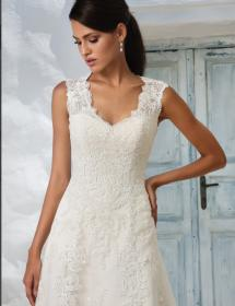 Image of MB Bride bridal bargain style 84024
