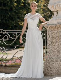 Woman modeling MB Bride 74273
