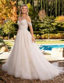 Women modeling MB Bride SKU 76297