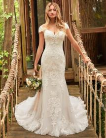 Wedding Dress- SKU74424
