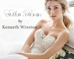 Ella Rosa by Kenneth Winston Trunk Show at MB Bride