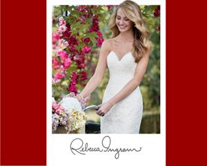 Rebecca Ingram Bridal Trunk Show at MB Bride & Special Occasion