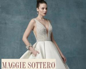 Maggie Sottero Bridal Trunk Show at MB Bride bridal store in PA